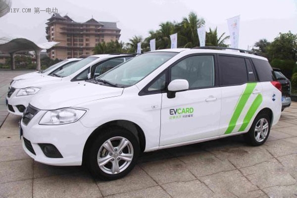 EVCARD分时租车落户海南 打造绿色自驾新模式