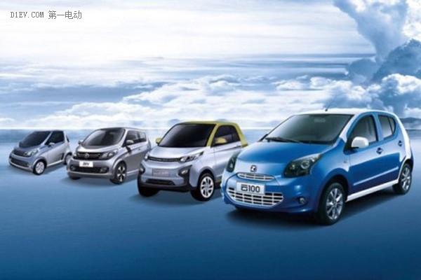 天津已累计推广新能源汽车近4万辆