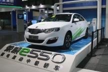 新能源汽车1月销量点评:整体下滑,荣威e550意外夺冠