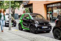 燃油版smart退出北美舞台,以后只能买电动版了!