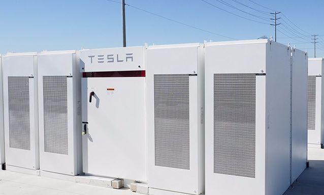 照亮加州!特斯拉工业电池组投入使用