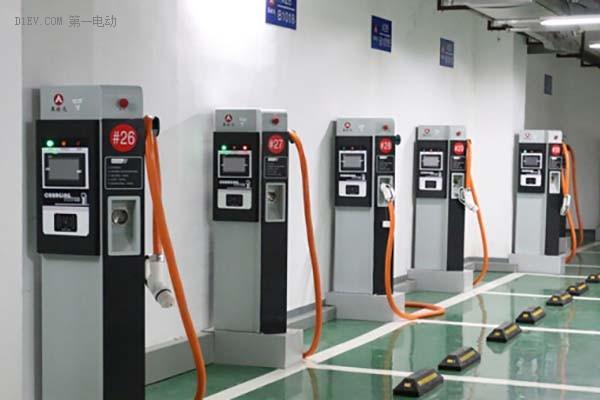 重庆市2016年新建充电桩1336个 全部使用特来电智能充电系统