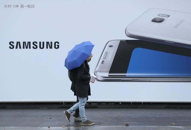 三星正与村田制作所洽谈下一代Galaxy手机电池业务
