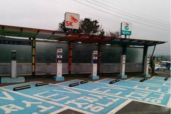 韩国2017年拟新建240座电动汽车充电站