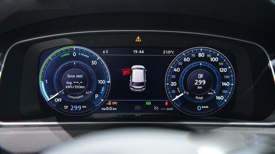 新款大众e-Golf发布 最大续航300公里
