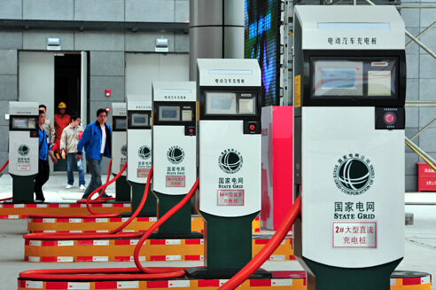 山东临沂城区电动汽车充电规划出炉,到2020年建成充电站44座