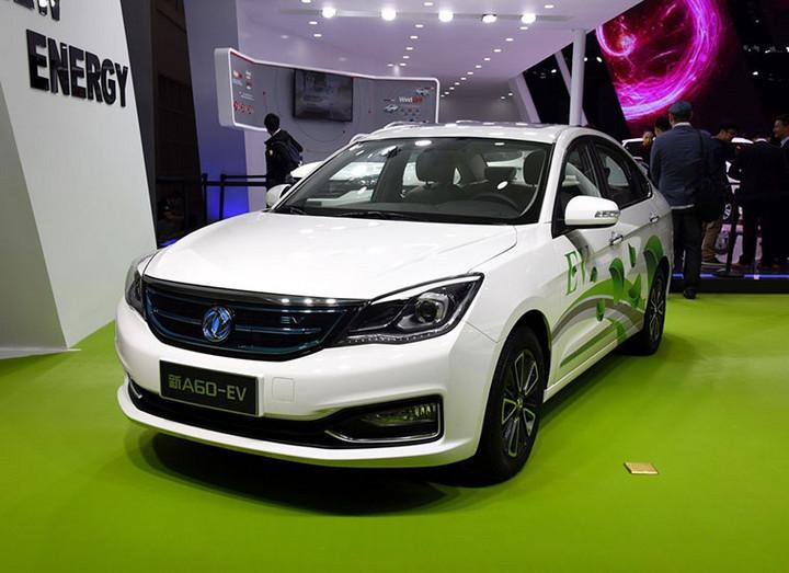 风神E60纯电动车型上海车展首发 风神2017新车计划