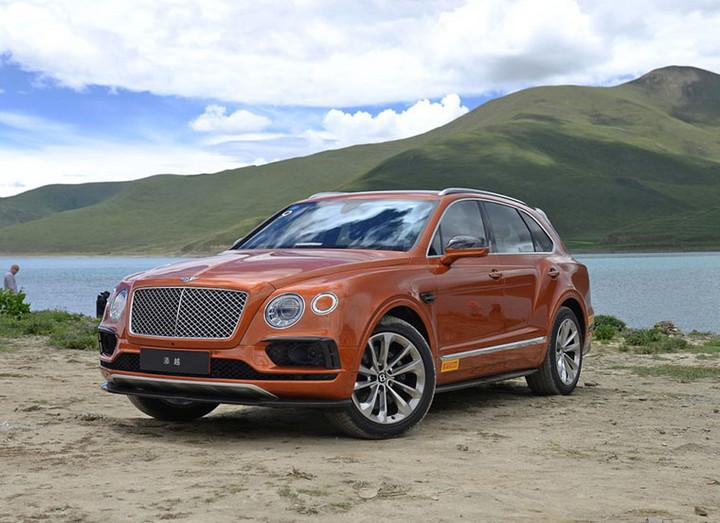 最快2020年推出 宾利将打造纯电动SUV