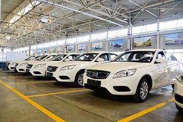 河南省直厅局开始试点电动汽车公务出行