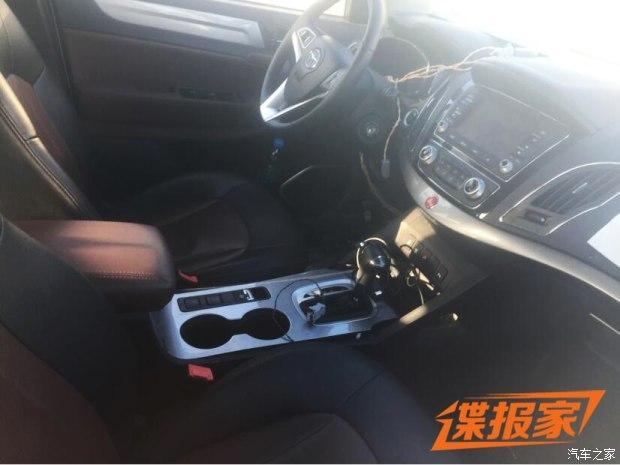 或年内推出 江淮瑞风S5混动版谍照曝光