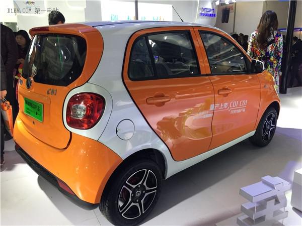 漫步时尚前沿,丽驰C01/S350锂电版低速电动车量产上市