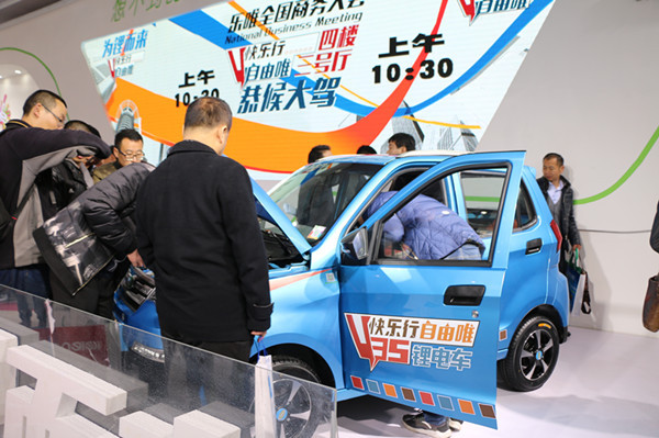 济南车展观察:高速车企积极布局,锂电产品试水市场