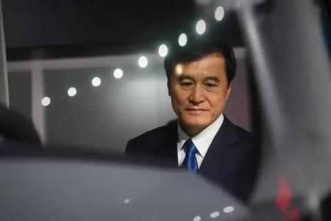 江淮汽车董事长安进