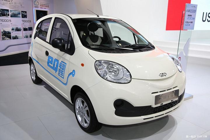 新触动力车造车资质哪家更拥有坚硬主力?电触动产品show出产到来