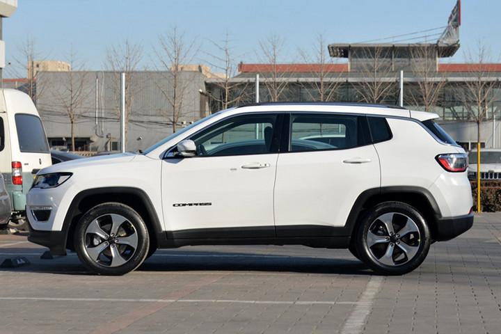 或为新能源车 Jeep全新SUV将4月19日首发