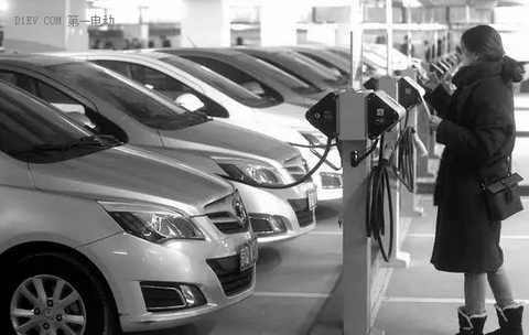 新能源二手车市场