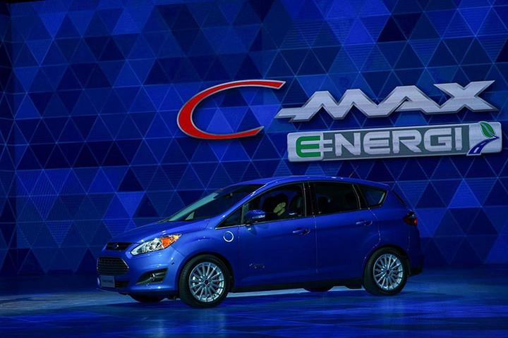 福特C-MAX Energi插电式混合动力车型