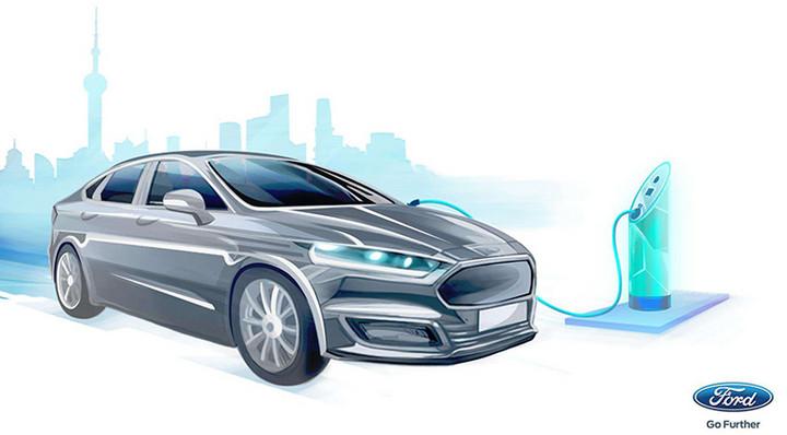 福特中国电气化战略