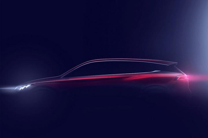比亚迪新一代唐概念车外观谍照流出 主打豪华风格