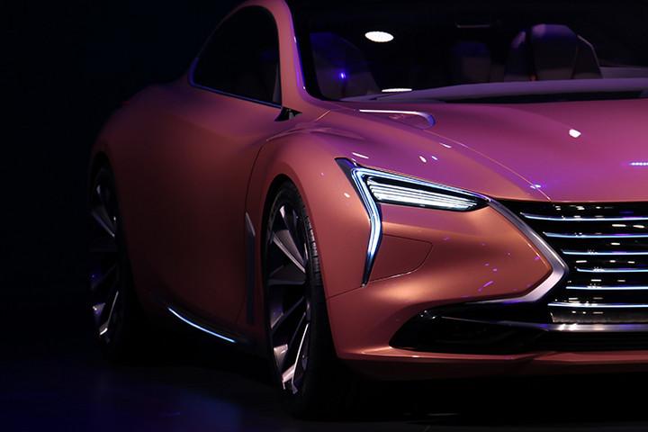 """""""管中窥豹 """"未来长安汽车设计理念是这样"""