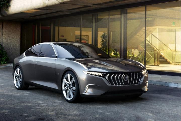 生态可持续型电驱动概念车——正道H600