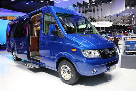 长江汽车上海车展发布全球化战略 小型SUV逸酷最快下半年量产上市