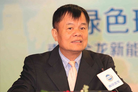 南京金龙董事长黄宏生