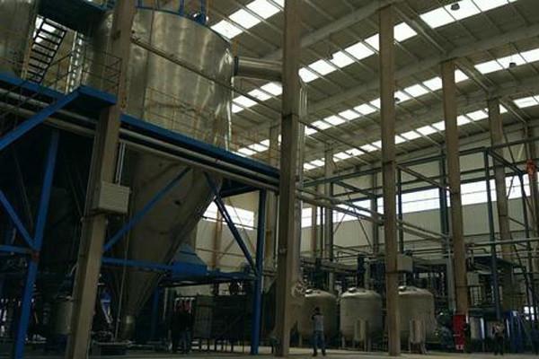浩普瑞新能源年产4万吨正极材料项目投产 总投资11亿元