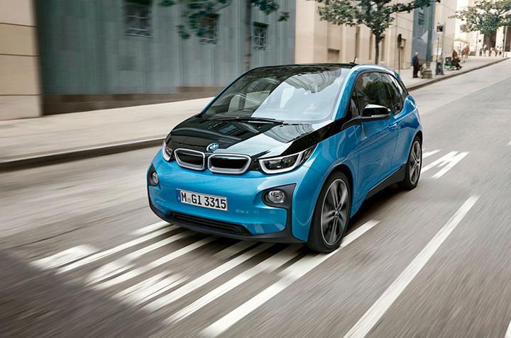 享零购置税外加新能源车牌照 是时候入手一台纯电动BMW i3升级款了
