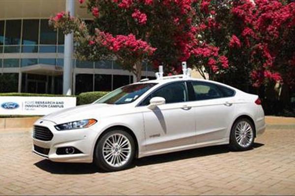 福特前高管从优步回归,负责无人驾驶业务