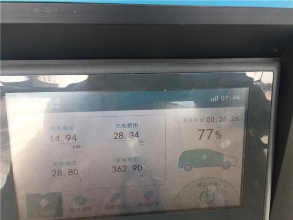高功率快充才是王道!北汽EV200车主北戴河之旅最新路书