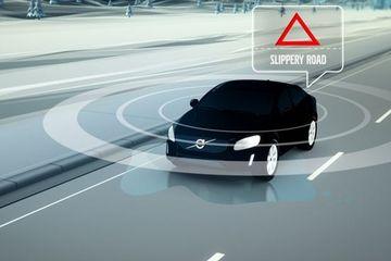 沃尔沃与交通部门合作研发云计算车载系统