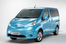 环保载货均在行 日产e-NV200官图发布