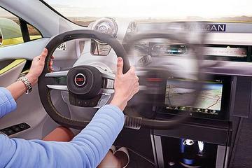 美国TRW公司推出智能方向盘 适用半自动和全自动驾驶