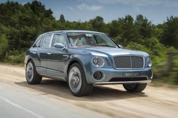宾利SUV接2000份订单 或推出混动版