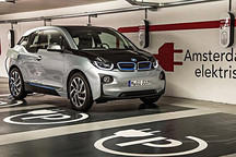 均胜电子向宝马i3纯电动汽车提供电池管理系统