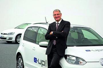 大众动力开发总负责人:2020年电动车行驶里程提高3倍