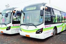 长沙今年新增40辆纯电动大巴车 年底将达到200辆