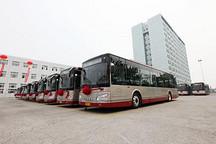 天津第二批纯电动公交车投放市场