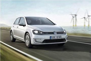 大众汽车电动汽车周开幕 全新e-Golf亮相