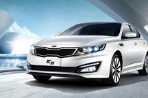 新款起亚K5混动版将于14年三季度上市