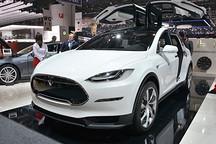 特斯拉Model X美国订单逼近1万台
