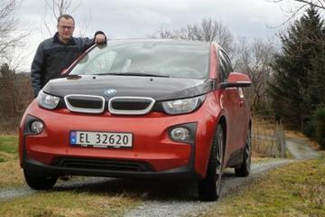 宝马挪威车主讲述:我的i3驾驶感超棒!