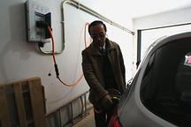 北京市民购电动汽车 供电公司免费安装充电设备