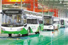 新能源汽车发展 公交车先行一步