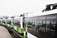 国内首条锌电池电动公交示范线落户天津