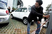 绿色出行还有多远 江西新能源车购买使用攻略