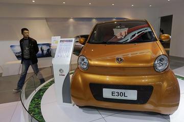 东风22个新能源车型随时可量产