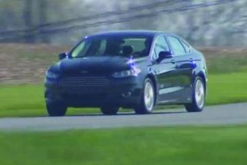 插电式混合动力 试驾2013款福特蒙迪欧