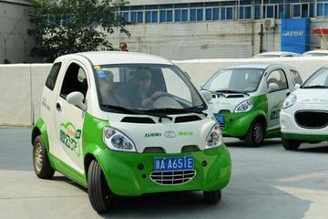 杭州突发限牌令 新能源汽车不限牌
